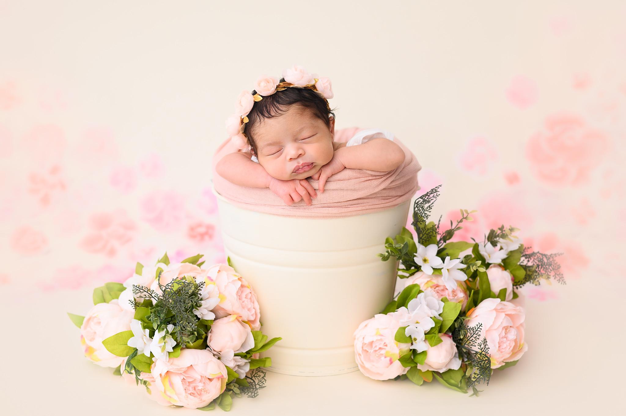 Newborn Florals Albuquerque